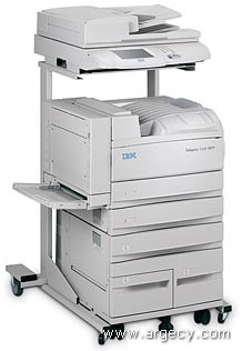 IBM Infoprint 1145MFP Printer
