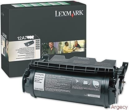 Lexmark 12a7365 12A7465 12A7610 32K Page yield Compatible (New) - purchase from Argecy