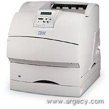 IBM Infoprint 1372n 4529-n01 75P4560 Printer