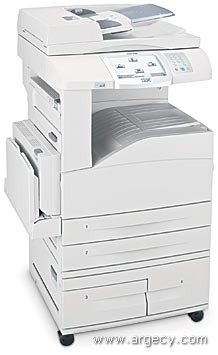 IBM 4543 Infoprint 1580 MFP Printer