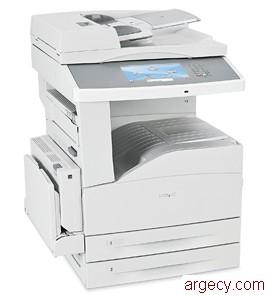 Lexmark X860de Printer