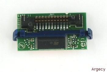 X644e, X646e Bar Code Card