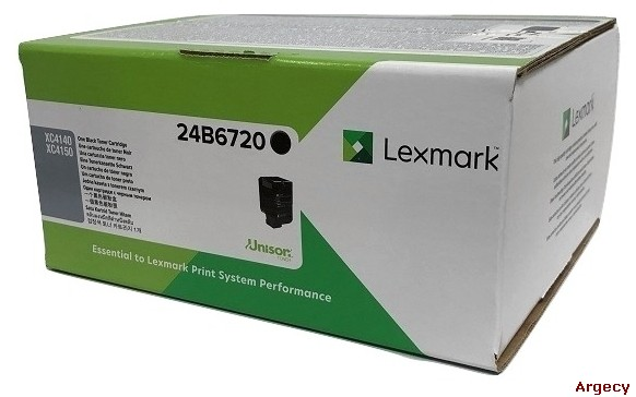 Lexmark 24B6720 20K Page Yield (New) - purchase from Argecy