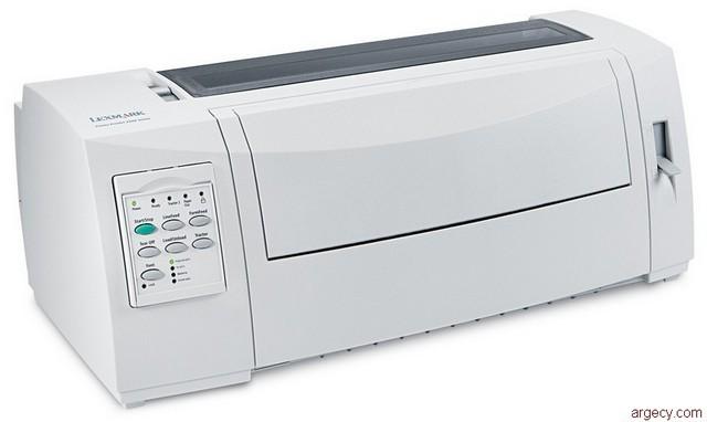 Lexmark 2580 Printer