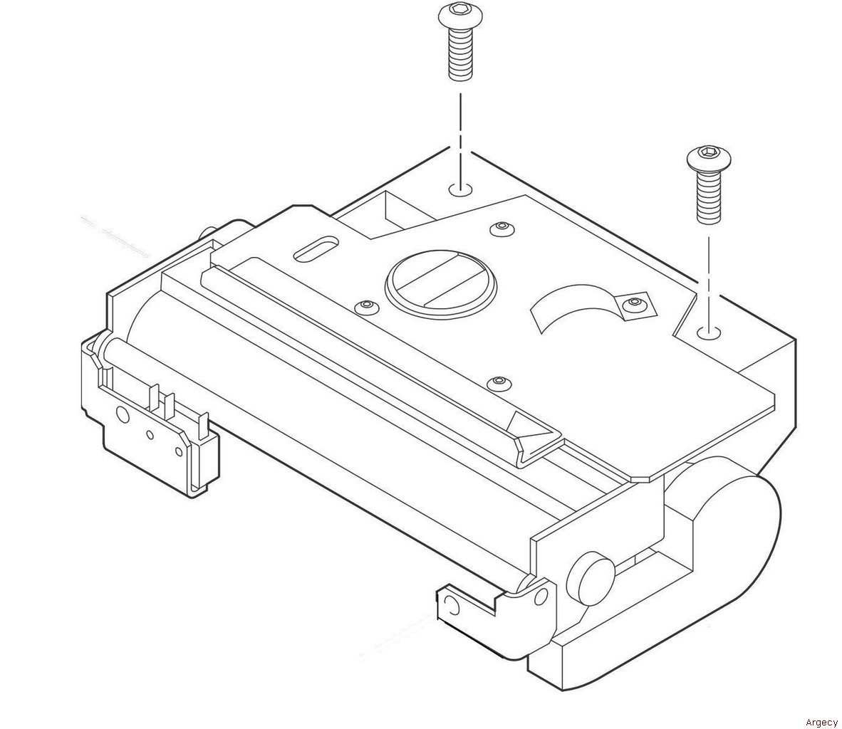 Printronix 258615-002 - purchase from Argecy