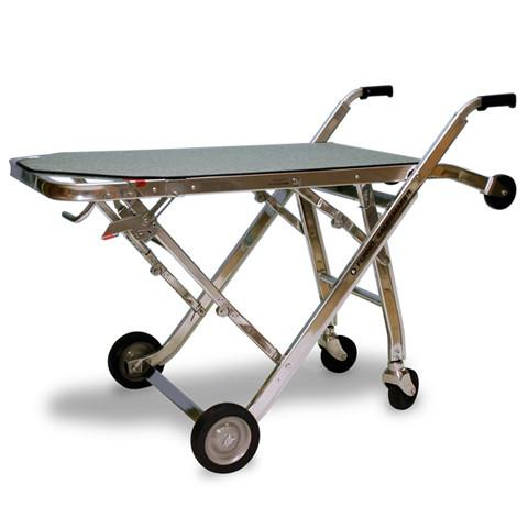286 Stairclimber gurney style folding cart with 300 lb load capacity