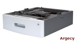 400-Sheet Lockable Universally Adjustable Tray with Drawer