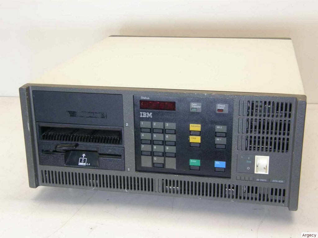 IBM 3174-63R - purchase from Argecy