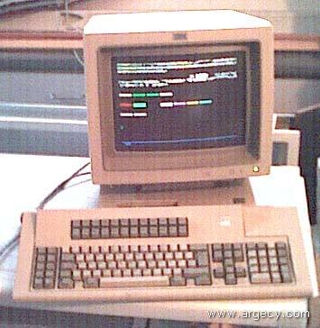 IBM 3179 Terminal (Twinax) | Argecy