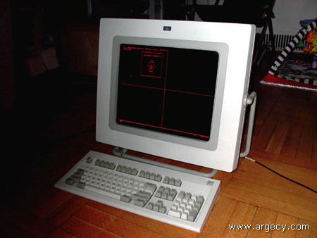 Ibm 3290 Plasma Terminal Argecy