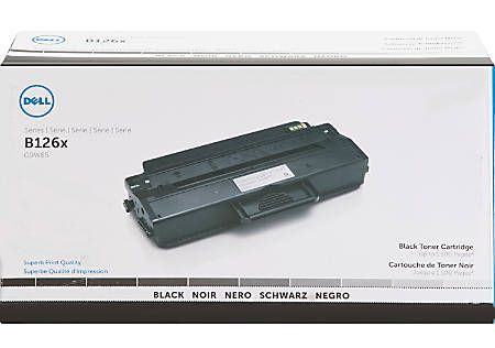 Dell 3317328 G9W85 RWXNT DRYXV 3317327 PVVWC 2500 page yield Compatible (New) - purchase from Argecy