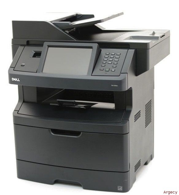 Dell 3335dn scan to email