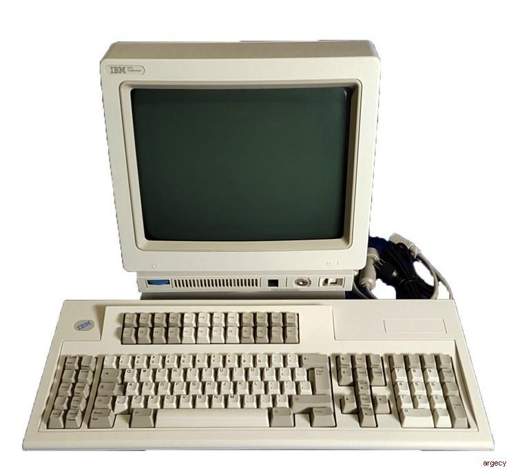 IBM 3486 terminal