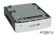 Lexmark MS810, MS811, MS812, MX710, MX711 550-Sheet Lockable Tray