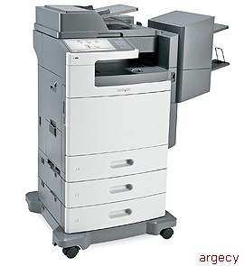 Lexmark X792dtse Multifunction Color Laser