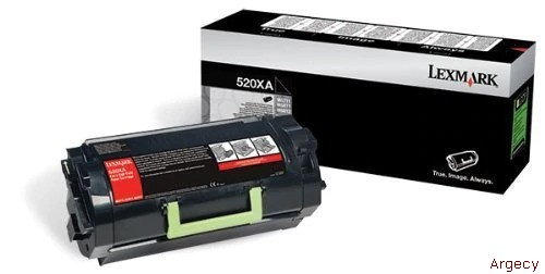 Lexmark 52D0XA0 45000 Page Yield (New) - purchase from Argecy