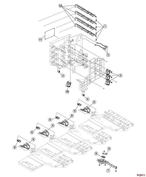 Dell 5535dn Parts