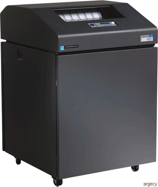 TallyGenicom 6605Q Quiet Cabinet Printers Printer
