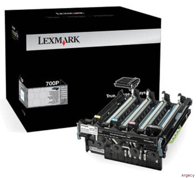 Lexmark 70C0P00 40K Page Yield (New) - purchase from Argecy