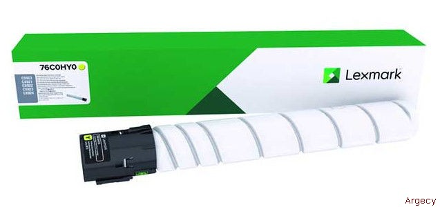 Lexmark 76C0HY0 34K Page Yield (New) - purchase from Argecy
