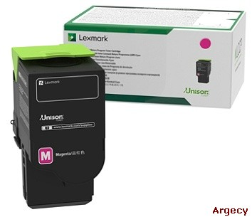 Lexmark 78C10M0 1400 Page Yield Compatible (New) - purchase from Argecy