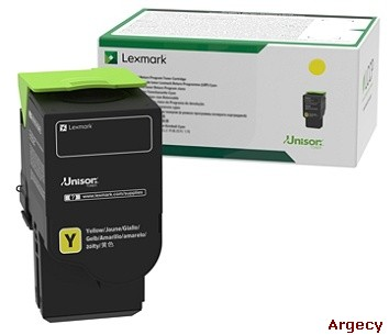 Lexmark 78C10Y0 1400 Page Yield (New) - purchase from Argecy