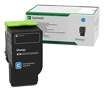 Lexmark 78C1UC0 7K Page Yield (New) - purchase from Argecy