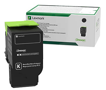 Lexmark 78C1UK0 10500 Page Yield  Compatible (New) - purchase from Argecy