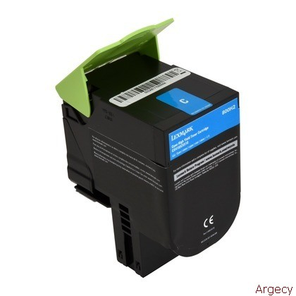 Lexmark 80C1HC0 3000 Page Yield (New) - purchase from Argecy