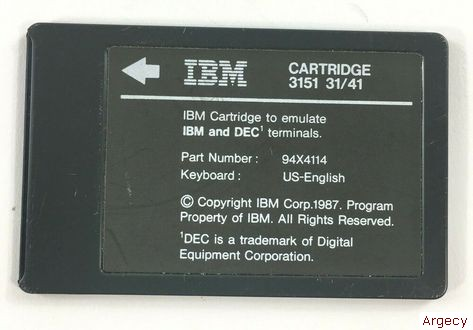IBM 94X4114 - purchase from Argecy