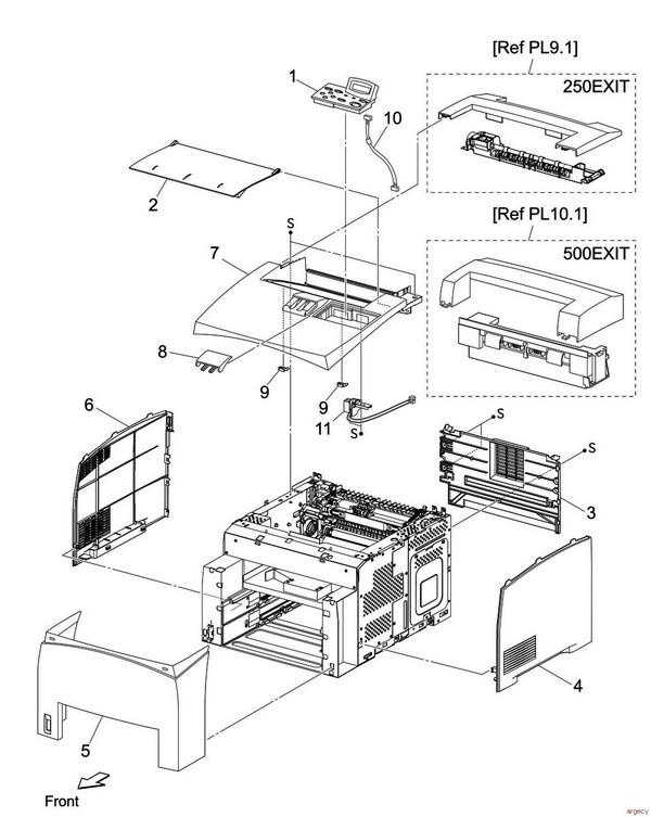 oki b6300 service manual pdf