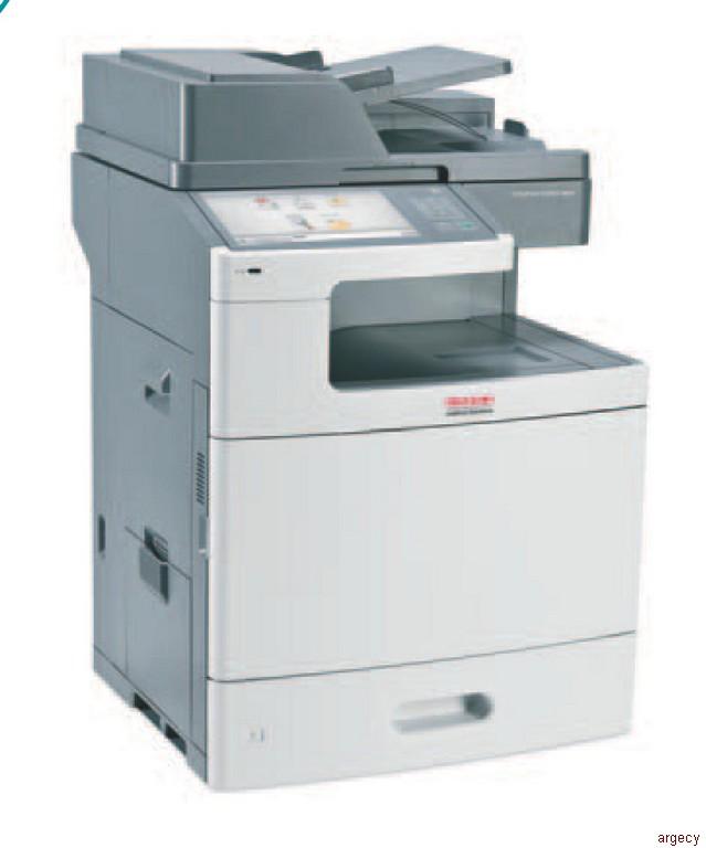 IBM Infoprint Color C2057dt MFP Printer 4917-DT1 C2057