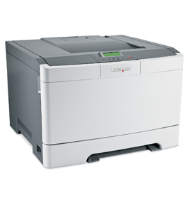 New and refurbished Lexmark C540N Color Laser Printer from Argecy