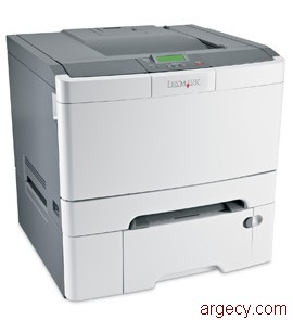 New and refurbished Lexmark C546N Color Laser Printer from Argecy