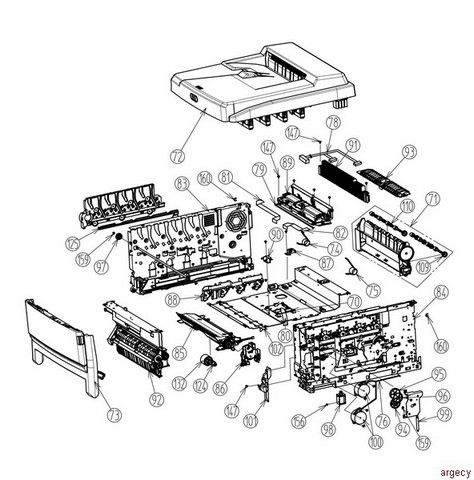 Oki Cx2633 Mfp Service Manual