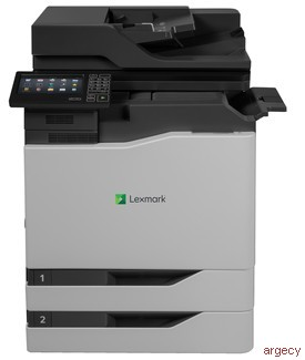 Lexmark CX820dtfe Printer