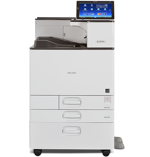 RICOH SP C840DN Color Laser Printer - 408105
