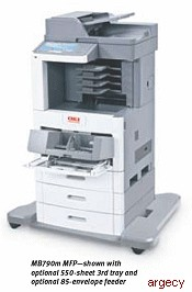 Oki MB790 Printer