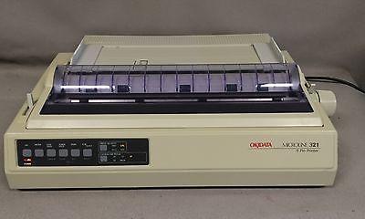 Oki 321 Printer