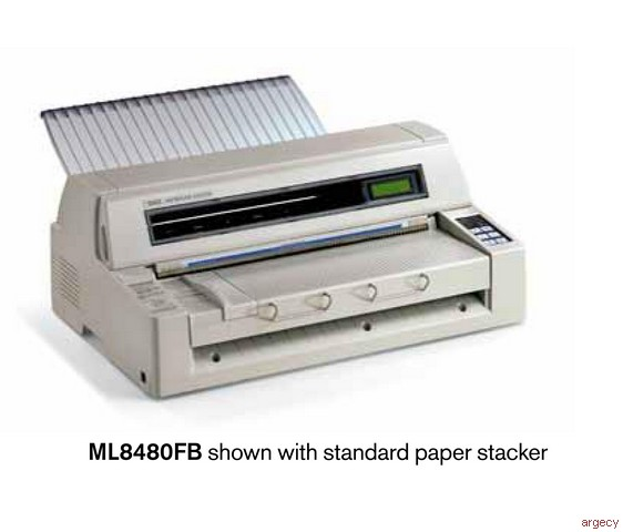 Okidata ML8480FB Printer
