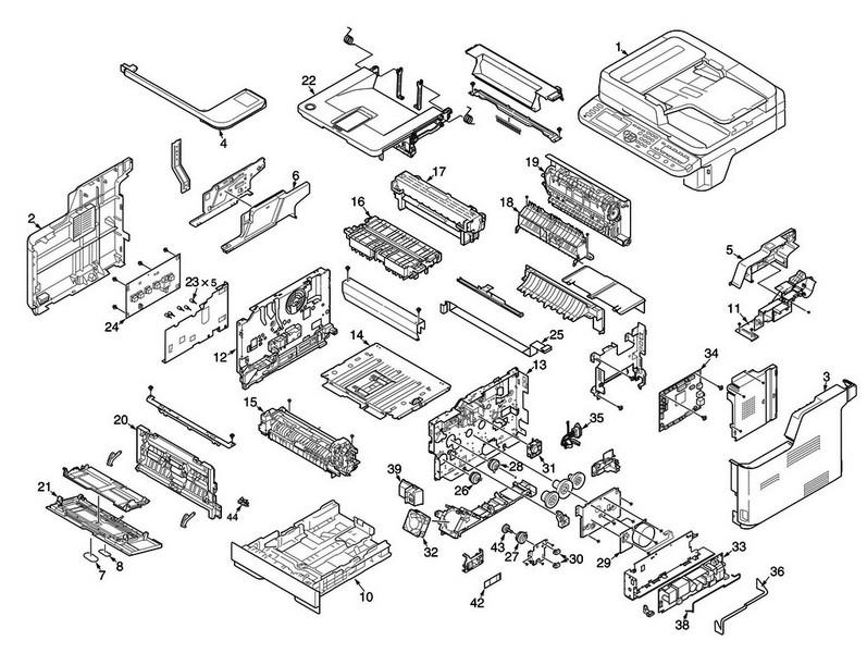 oki mb472w mb492 mb562w es5162 parts argecy rh argecy com oki b4600 user manual oki b4600 service manual pdf