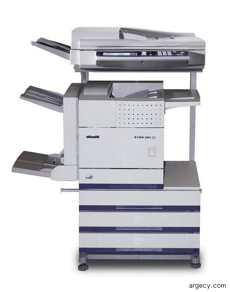 Olivetti d-copia 500 mf драйвер