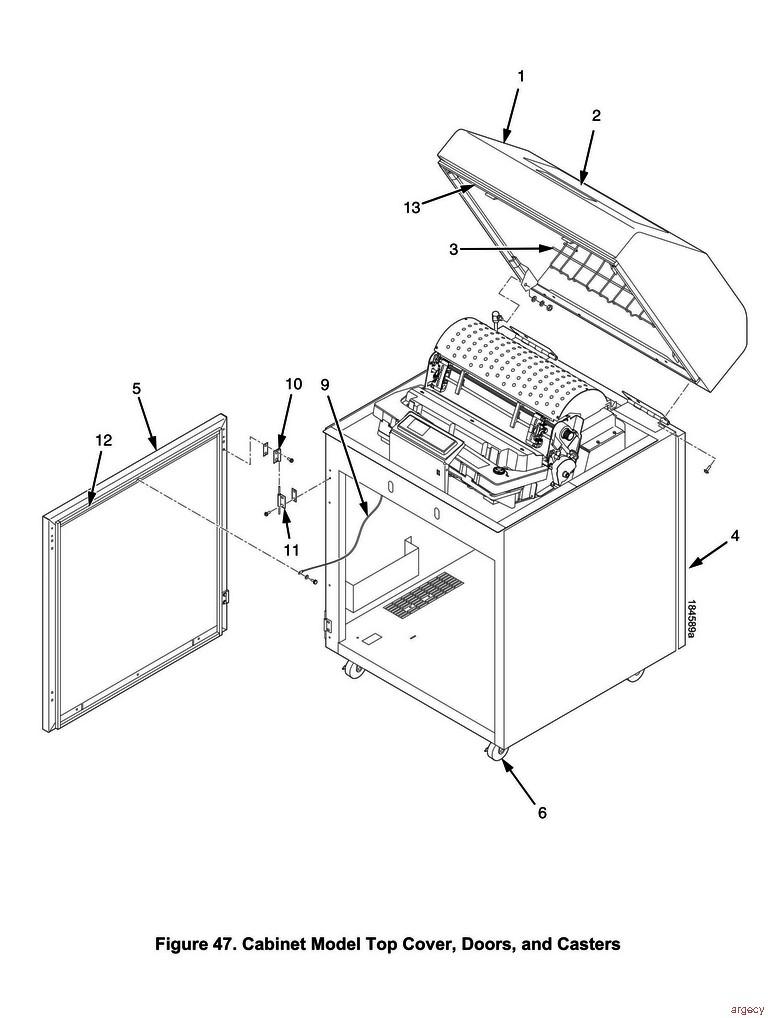 Printronix P8000 Инструкция - фото 4