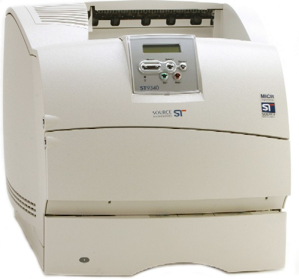 ST 9340 / ST9340 Secure MICR Laser Printer