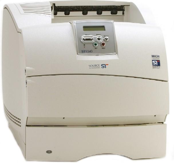 ST 9340 / ST9340 Secure MICR Laser Printer