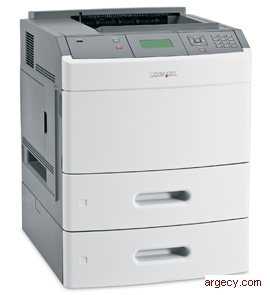 Lexmark T654dtn Printer