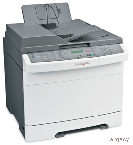 Lexmark X53dn Color Multifunction Printer