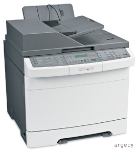 Lexmark X544n Color Multi Function Printer
