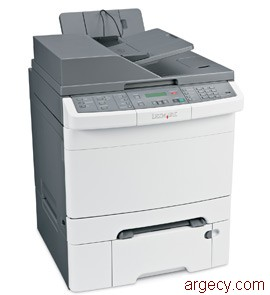 Lexmark X546dtn Multifunction Color Laser
