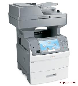 Lexmark X654de Printer